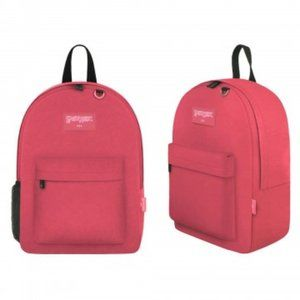 """EastWest Brand 16.5"""" Backpack in Hot Pink"""